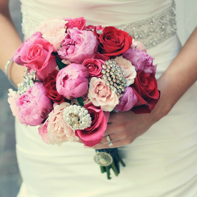 Bridal bouquet meanings